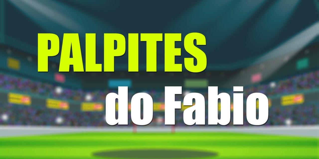 Palpites do Fabio Pinto para a rodada do Brasileirão